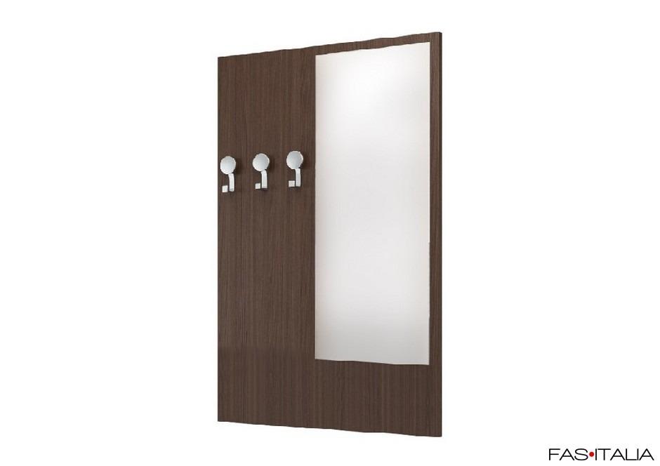 Pannello appendiabiti con specchio fas italia - Appendiabiti con specchio ...